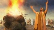 Turunkan Hujan dan Api, Inilah 4 Pelajaran Doa yang Bisa Kita Petik dari Nabi Elia
