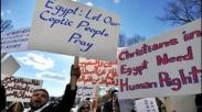 Gerejanya Ditutup Tanpa Alasan yang Jelas, Kristen  Koptik Mesir Tuntut Keadilan