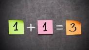 Bukan Karna Kuat Kita, Tapi Prinsip 1+1 = 3 Inilah yang Berlaku Bagi Orang yang Andalkan Tuhan