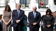 Pemimpin Kristen Dunia Ucapkan Duka Atas Serangan Las Vegas, Mazmur 34 Jadi Doa dari Trump
