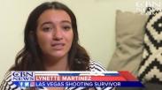 Tumpahan Darah dan Air Mata di Tragedi Las Vegas Bikin Remaja Perempuan Ini Percaya Yesus