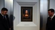 Wow, Lukisan Yesus Kristus Karya da Vinci Ini Baru Saja Pecahkan Rekor Lelang