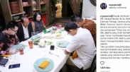Diundang Makan Malam, Pendeta Pariadji Panjatkan Doa Ini Untuk Wagub DKI Sandiaga Uno