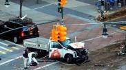 Saksi Mata Serangan Truk New York Akui Pelaku Ucapkan Kalimat Ini...