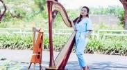 Jessica Sudarta, Harpist Muda Berprestasi yang Terbeban Ajar Anak-anak Desa Bermusik