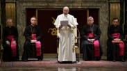 Kocak! Paus Fransiskus Tegur Cara Berdoa Orang Kristen yang Seperti Burung Beo…