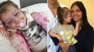 Ajaib! Gadis Dua Tahun Ini Alami Mujizat Bisa Melihat Untuk Pertama Kalinya Sejak Lahir