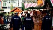 Cegah Serangan Teror Terulang Lagi, Pemerintah Jerman Jaga Ketat Pasar Natalnya