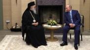 Prihatin Sama Nasib Umat Kristen, Presiden Putin Janjikan Ikut Bangun Gereja di Suriah