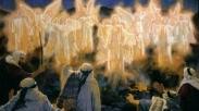 Nyanyian Malaikat yang Menggema di Telinga Para Gembala
