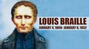 Mengenang Louis Braille, Pria Tuna Netra yang Penuh Iman Lewat Lagu 'Amazing Grace'