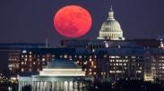 Gerhana Bulan 'Blue Blood Supermoon' Bakal Muncul Rabu, Ini yang Diprediksi Terjadi Loh!