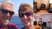 So Sweet! Pria Ini Niat Banget Bikin Ruangan Unik Demi Bantu Istrinya yang Alzheimer