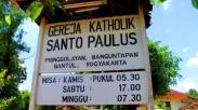 Baksos Gereja Yogyakarta Ini Dibubarkan Ormas, Ternyata Ini Penyebabnya…