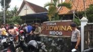 Dikira Sakit Jiwa, Pelaku Penyerangan Gereja St. Lidwina Rupanya Anggota Teroris Ini...