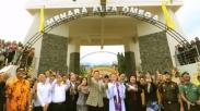 Habiskan Dana Rp 9.9 M, Menara Alfa Omega Tomohon Siap Dikenalkan Jadi Simbol Kerukunan