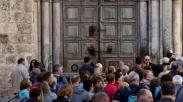 Alasan Gereja Makam Kudus Yerusalem Ditutup Bikin Heboh Umat Kristen, Kenapa Ya?