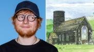 Sebelum Nikah, Penyanyi Ed Sheeran Rencana Pengen Bangun Gereja Sendiri Loh