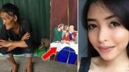 Lihat 'Lukisan Tuhan' Milik Bapak Tua, Gadis Yogya Ini Inisiatif Lakukan Hal Mulia