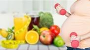 Supaya Anakmu Terlahir Cerdas, Ibu Hamil Perlu Penuhi 5 Asupan Nutrisi Ini...
