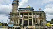 Dianggap Intoleran, Begini Sebenarnya Cerita Gereja Jayapura Protes Pembangunan Masjid