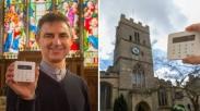 Gak Perlu Susah, Inggris Permudah Donasi ke Gereja Pakai Mesin Modern Ini