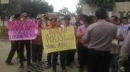 Unjuk Rasa Berulang Kali ke Kantor Polisi, Ini Tuntutan Jemaat HKBP Pardamean Medan