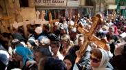 Sedihnya Perayaan Paskah Kristen Gaza Tahun Ini, Dilarang Masuk ke Yerusalem
