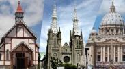 Orang Kristen Harus Tahu, Ini Bedanya Gereja, Katedral dan Basilika