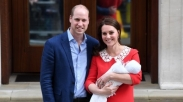 Welcome Baby No. 3! Bahagianya Pangeran William dan Kate Middleton Sambut Momongan Baru