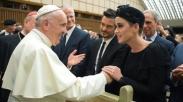 Liburan di Vatikan, Katy Perry Niat Ketemu Paus Fransiskus