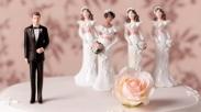 Kalau Tuhan Mengijinkan Tokoh Alkitab Poligami, Kenapa Sekarang Dilarang?