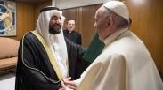 Vatikan Buka Suara Soal Kerja Sama Bangun Gereja dengan Arab Saudi, Ini Katanya…