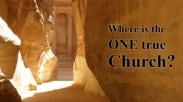 Perlu Orang Kristen Tahu, 8 Perbedaan Antara 'Gereja Sejati' dengan 'Hanya Sekadar Gereja'