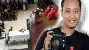 Bayu Korban Bom Surabaya Dimakamkan Secara Terhormat, Pesan Terakhirnya Bikin Nangis!