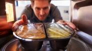 Ini Bahaya Pakai Wadah Plastik Panaskan Makanan di Microwave, Yuk Jangan Dibiasakan Ya!