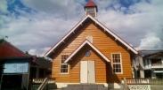 Tradisi Monuntul dan Gereja Tua Ini Bikin Umat Beragama Kotamobagu Hidup Berdampingan