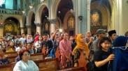 Redakan Ketegangan Umat Beragama, Dua Gereja Ini Gelar Buka Puasa Bareng Umat Muslim
