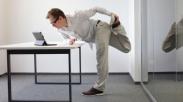 Biar Tubuh Tetap Sehat, Yuk Luangin Waktu Lakukan 5 Gerakan Ini Sembari Kerja