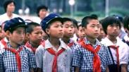 Saat Orang Kristen Dianiaya, Anak-anak Korea Utara Rupanya Dibiarkan Lakukan Ini Loh…