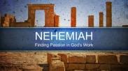 Mengikuti Keberhasilan Nehemia 'Fokus Menggantungkan Tujuannya di Dalam Tuhan'