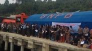 Ikut Berduka, Gereja Ini Gelar Doa Bersama Bagi Korban Kapal Tenggelam Danau Toba