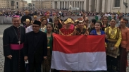 Gelar Dialog Agama Bersama 22 Negara, Indonesia Sepakati Deklarasi Roma Berisi 8 Butir Ini