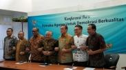 PGI dan Lembaga Agama Lain Serukan 5 Pesan Damai Jelang Pilpres 2019, Ini Isinya....