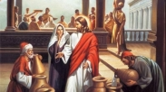 Mujizat Yesus di Pesta Kana Buktikan Pernikahan Itu Perjalanan Penuh Berkat Suami Istri