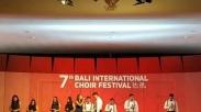 Congrats! Vokal Grup Gereja Ini Raih Dua Medali Emas di Bali International Choir Festival