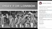 Dua Pesepakbola Asing Ini Turut Sampaikan Doa Bagi Korban Gempa Lombok