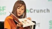 Gak Tamat SMA, Wanita Ini Sukses Bangun Startup Teknologi Untuk Pendidikan Anak di China