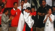 Makna di Balik Pelukan Teletubbies Jokowi dan Prabowo di Asian Games, Bikin Adem!