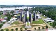 Habiskan Dana 35 M, Desain Bangunan Gereja Ini Penuh Makna Alkitabiah